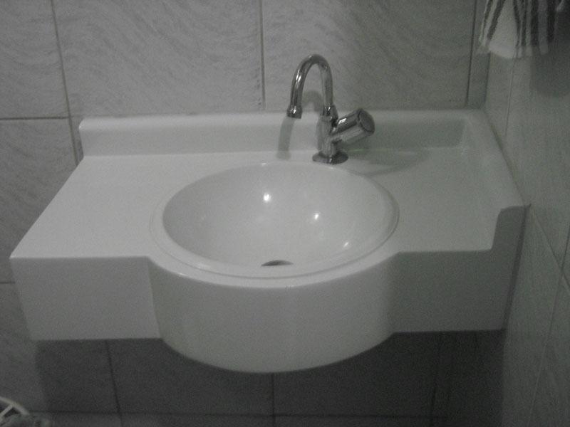 Galeria de Produtos Desenvolvidos em Fibra de Vidro  CR Fibra de Vidro -> Pia De Vidro Para Banheiro Em Salvador